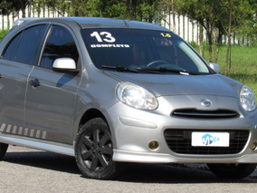 Nissan March 1.6 Sr 2013
