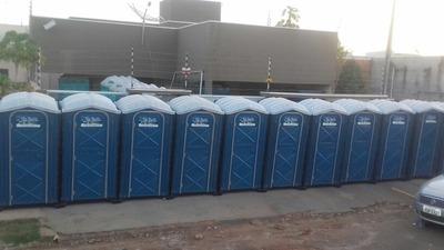 Locaçao De Tendas E Banheiros Quimicos