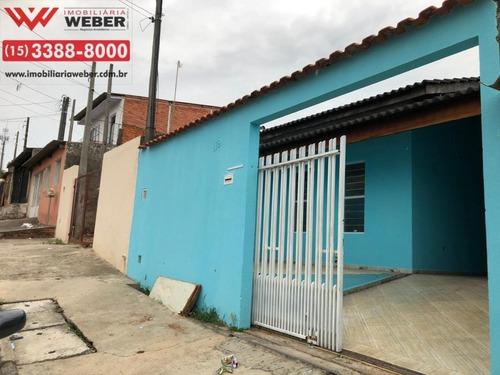 Casa 3 Dorm, 200 M² Á Venda 230.000,00 Jd São Lucas, Votorantim/sp. - 256