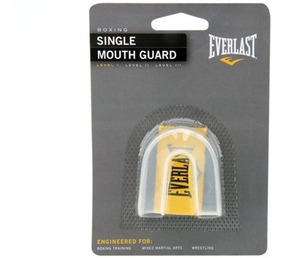 Everlast - Protector Bucal De Silicona - Transparente
