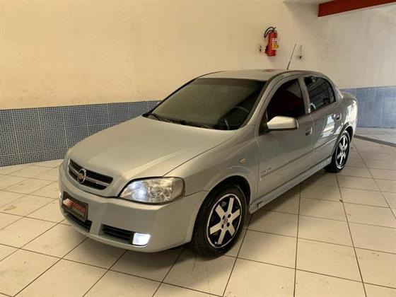 Chevrolet Astra Sedan Elegance 2.0 (flex) Completo