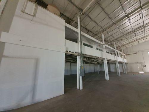 Bodega En Renta En Industrial El Palmito
