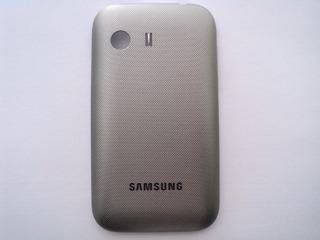 Tampa Traseira Original Samsung Galaxy Y Gt-s5360 Cinza