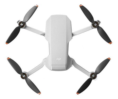 Imagen 1 de 3 de Mini drone DJI Mavic Mini 2 DRDJI017 Single con cámara 4K light gray