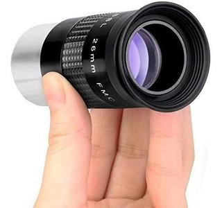 Ocular 26mm - 1,25 - 52º De Campo - 4 Elementos Óticos- Fmc
