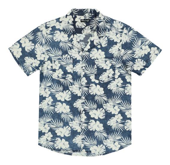 Camisa Cuello Resort De Hombre C&a 1050537