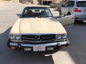 Mercedes Benz 380 Sl
