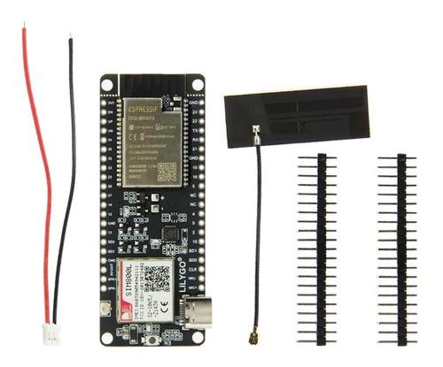 Modulo Ttgo T-call Esp-32 Wifi Bluetooth Sim800l