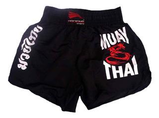 Shorts Calção Para Muay Thai Feminino Progne