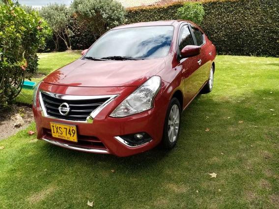 Nissan Versa Advance Papeles Al Día Motor 1600