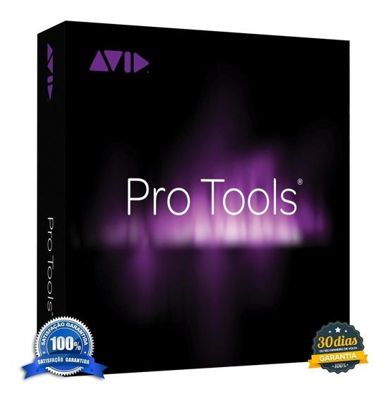 Pro Tools 10 Hd - Mídia Digital
