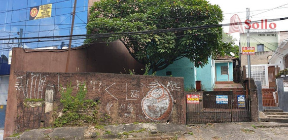 Terreno C/ Uma Casa Antiga Bem Localizado Em Jaçanã - São Paulo - Sp - Te0006