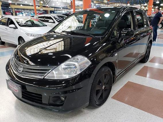 Nissan Tiida Sl .mec +teto+couro