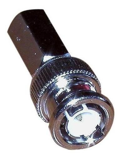 Conectores Bnc Rg59 Varias Presentaciones X 3 Unidades