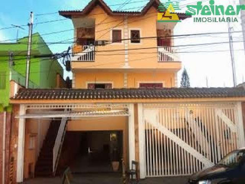 Imagem 1 de 11 de Venda Sobrado 3 Dormitórios Vila Rosália Guarulhos R$ 685.000,00 - 20473v