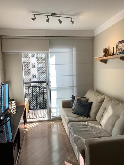 Apartamento Mobiliado Em Vila Augusta - Guarulhos - 349