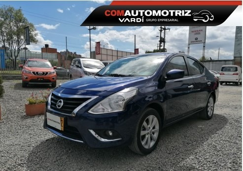 Nissan Versa Advance Id 37903 Modelo 2019