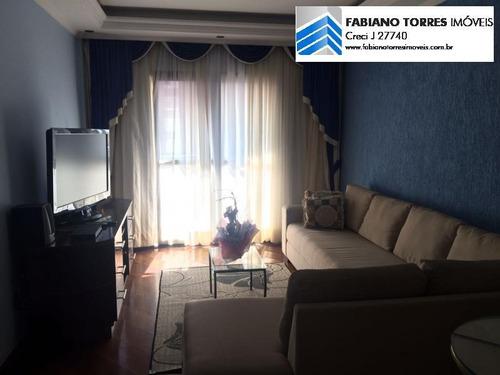 Apartamento Para Venda Em São Caetano Do Sul, Santa Paula, 3 Dormitórios, 1 Suíte, 2 Banheiros, 2 Vagas - 1556_2-615733