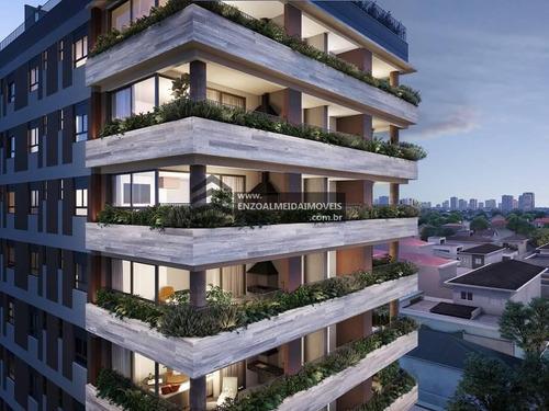 Apartamento Para Venda Em São Paulo, Brooklin, 2 Dormitórios, 2 Suítes, 2 Vagas - 1308_1-1634392