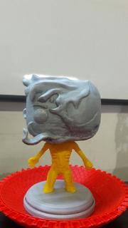 Muñeco Funko Pop Venom Hecho En 3d Sin Pintar