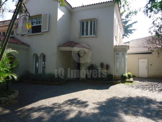 Casa Assobradada Com 354 M2 8 Salas Garagem - Iq13039