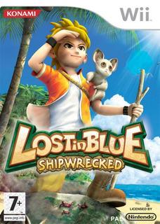 Juego Nintendo Wii Lost In Blue - Refurbished Fisico