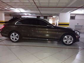 Mercedes Benz Classe C 2.0 Avantgarde Turbo 4p 2015