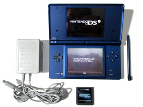 Nintendo Dsi Metallic Blue Original Nintendo