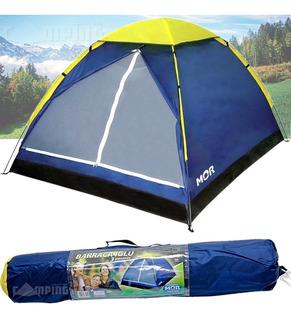 Barraca Acampamento Camping 3 Pessoas Lugares Tipo Iglu Mor