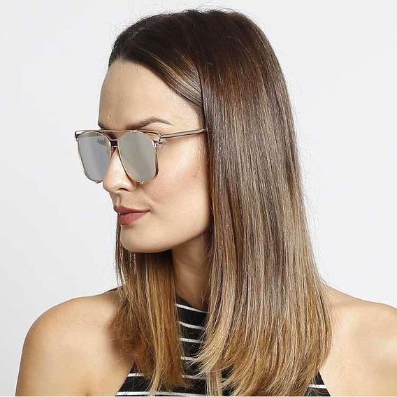 Óculos De Sol Quadrado Tendencia Verão 2018