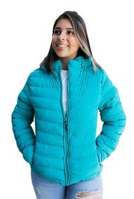 Jaqueta Inverno Térmica Feminina Impermeável Com Capuz