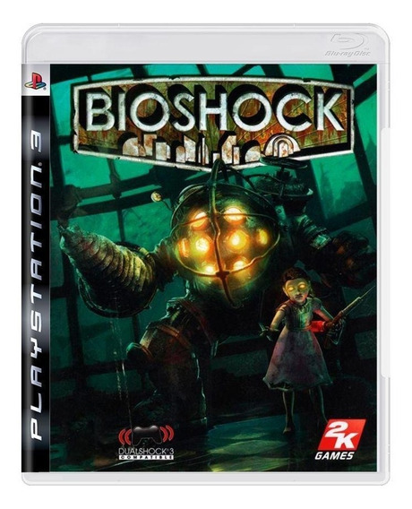 Bioshock Ps3 Mídia Física Pronta Entrega