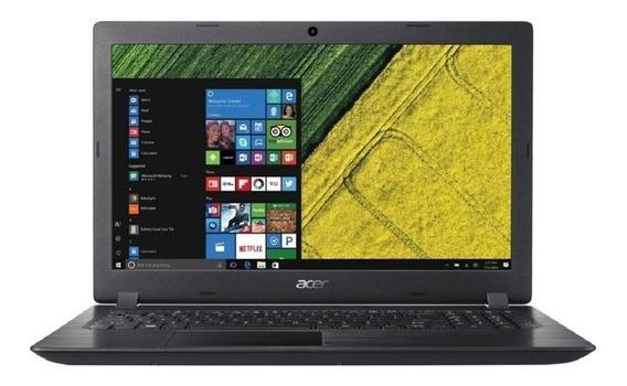 Notebook Acer A315-21-95k Amd A9 3.6/6gb/1tb/15,6 Win 10