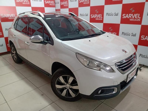 Peugeot 2008 Griffe 1.6 Thp Manual 2016