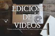 Edición De Vídeos Profesionales