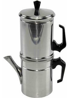 Ilsa Neapolitan 6-cup Aluminio Cafetera Eléctrica
