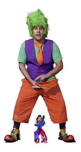 Imagen 1 de 10 de Show De Payaso Chanfle Magia Humor Titere