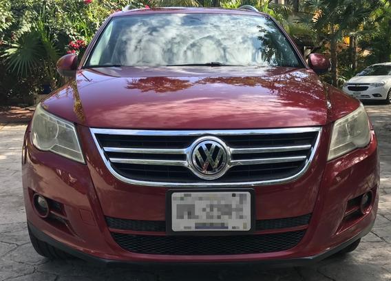 Volkswagen Tiguan 2.0 Track&fun Tipt Climat Qc Piel At 2011