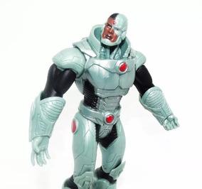 Boneco Actions Figure Cyborg Ciborgue Dc Superman Batman