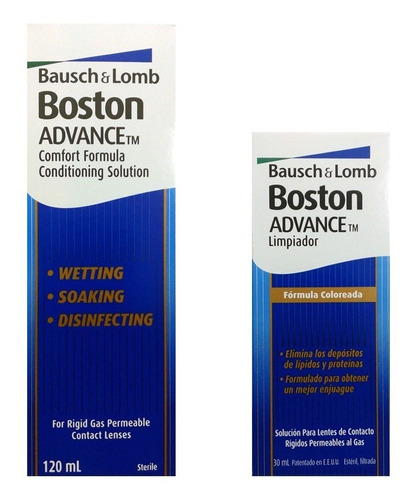 Boston Advance Acondicionador + Boston Advance Cleaner Combo