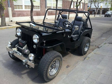 Jeep Willys Hurricane Todo Terreno !!!