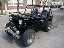 Jeep Willys Hurricane Todo Terreno !!!