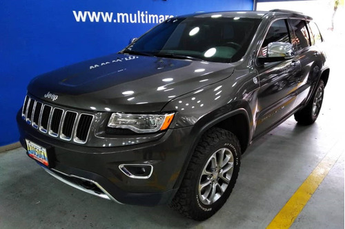 Jeep Grand Cherokee 2015 4g  Plus Limited 4x4