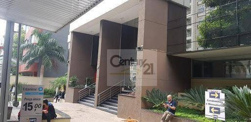 Conjunto, 50 M² - Venda Por R$ 749.000,00 Ou Aluguel Por R$ 2.900,00 - Higienópolis - São Paulo/sp - Cj0061