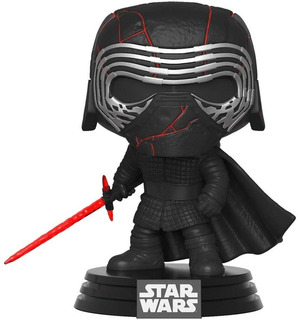 Kylo Ren Star Wars Rise Of Skywalker Funko Pop Original