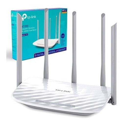 Router Tplink C60 Ac1350