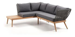 Sofa Esquina Cuerda Eucalipto Modelo Ramdom By Promobel