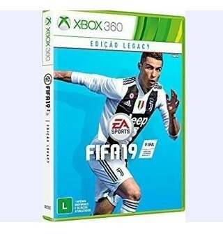 Fifa 19 Xbox 360 Original (promoção)