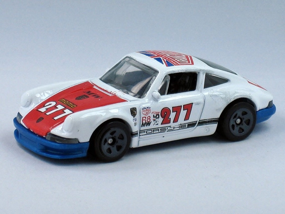 Hot Wheels 71 Porsche 911 Rosario