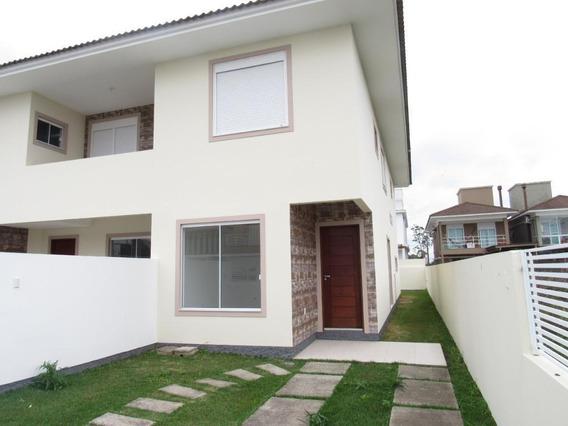 Casa No Campeche Em Loteamento - Ca2318